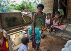 ATS Settlement - Port Moresby - PNG  © Brian Cassey
