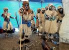 Sabai Dancers - Torres Strait© Brian Cassey