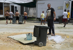 Manus Island Detention Centre - PNG© Brian Cassey