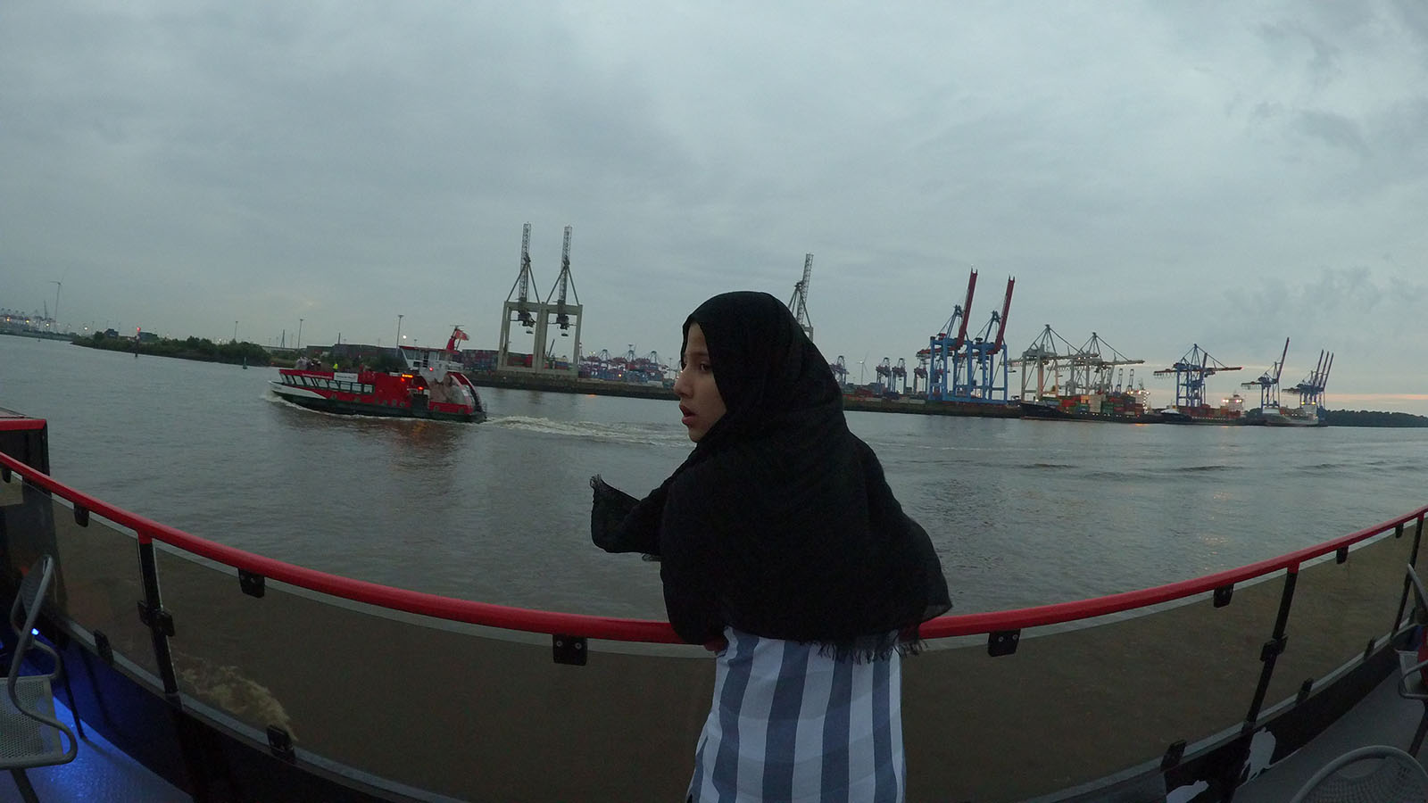 Hamburg - Germany  © Tracey Nearmy