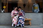Gion, Kyoto, Japan © Dan Himbrechts