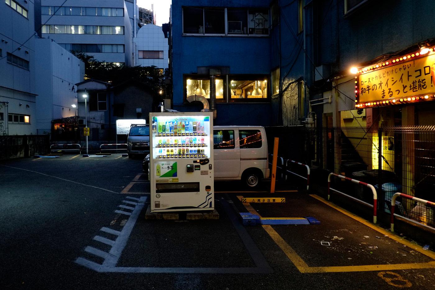 Shibuya, Tokyo, Japan © Dan Himbrechts