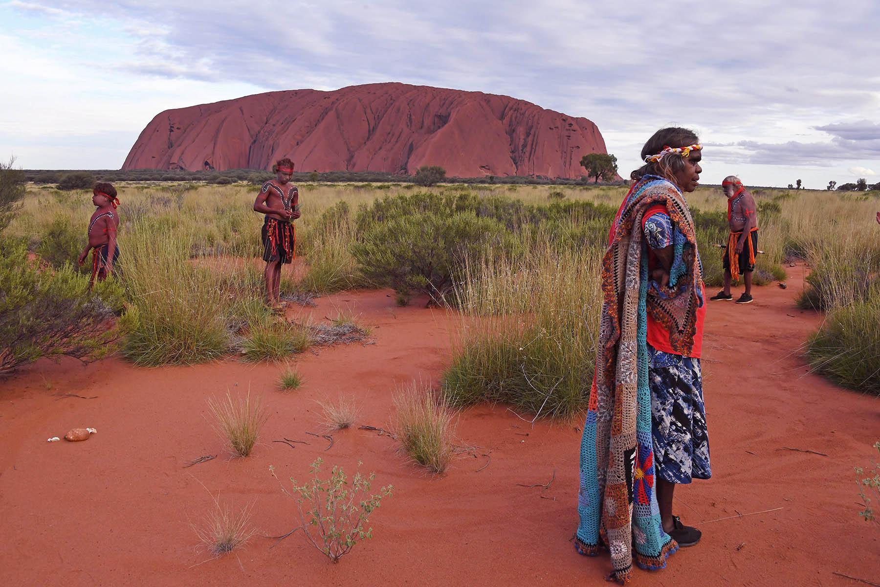 Uluru - NT  © Brian Cassey