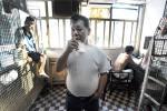 Mentally ill Yan Chi Keung, 57 © Brian Cassey