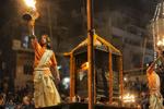 Varanasi - India  © Brian Cassey