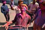 Holi - Jaipur - © Brian Cassey 2011