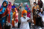Wedding Party - Jodhpur - © Brian Cassey 2011