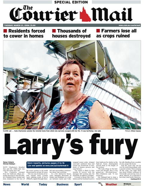 publication: The Courier Mail, Brisbanephotographer: Brian Cassey ©