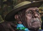 Torres Strait WWII Veteran  © Brian Cassey