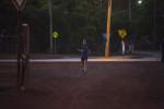 Prime Minister Tony Abbott - pre dawn run - Bamaga  © Brian Cassey