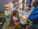 Tony Abbott - New Mapoon  © Brian Cassey