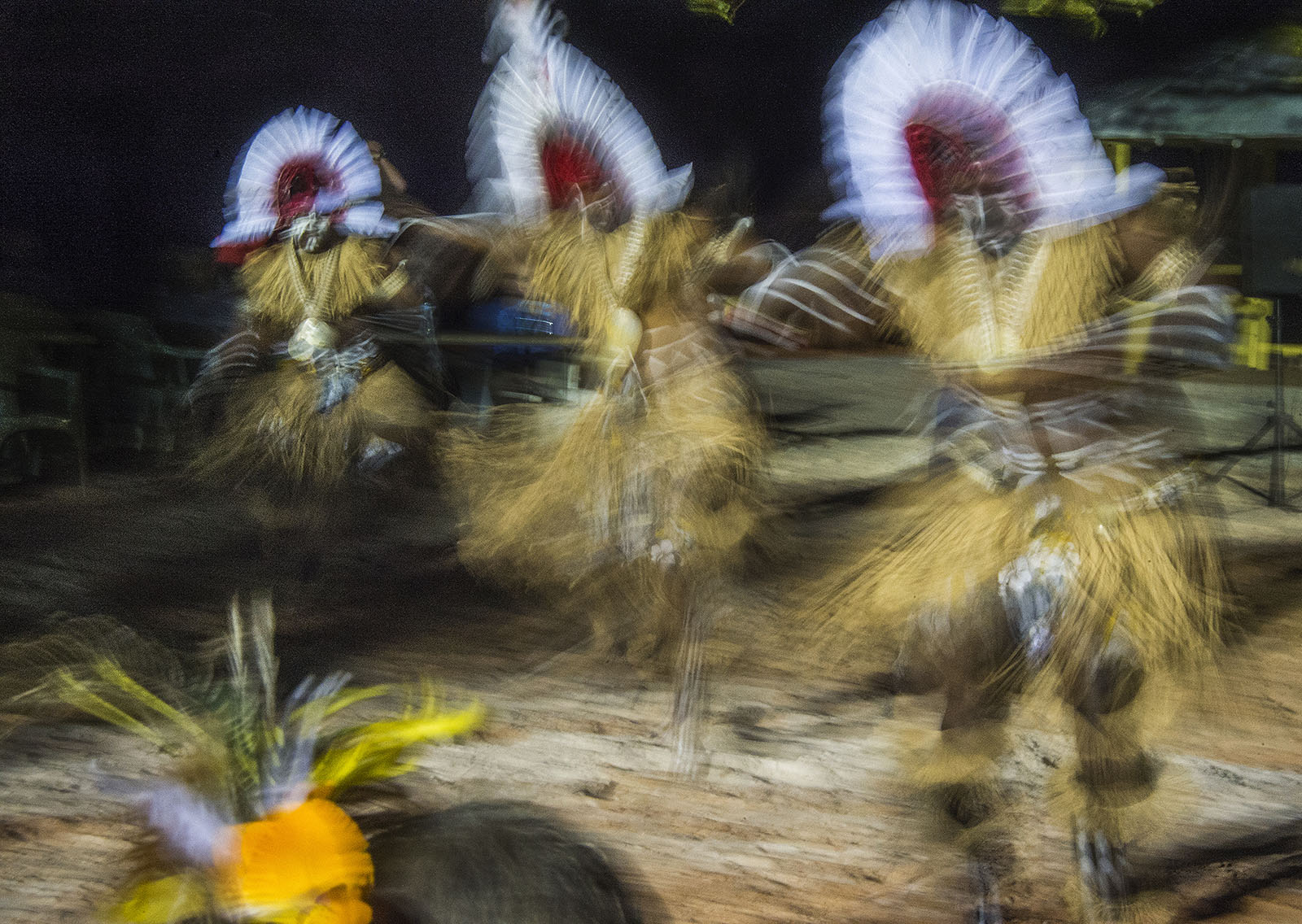 Bamaga Dancers - Injinoo  © Brian Cassey