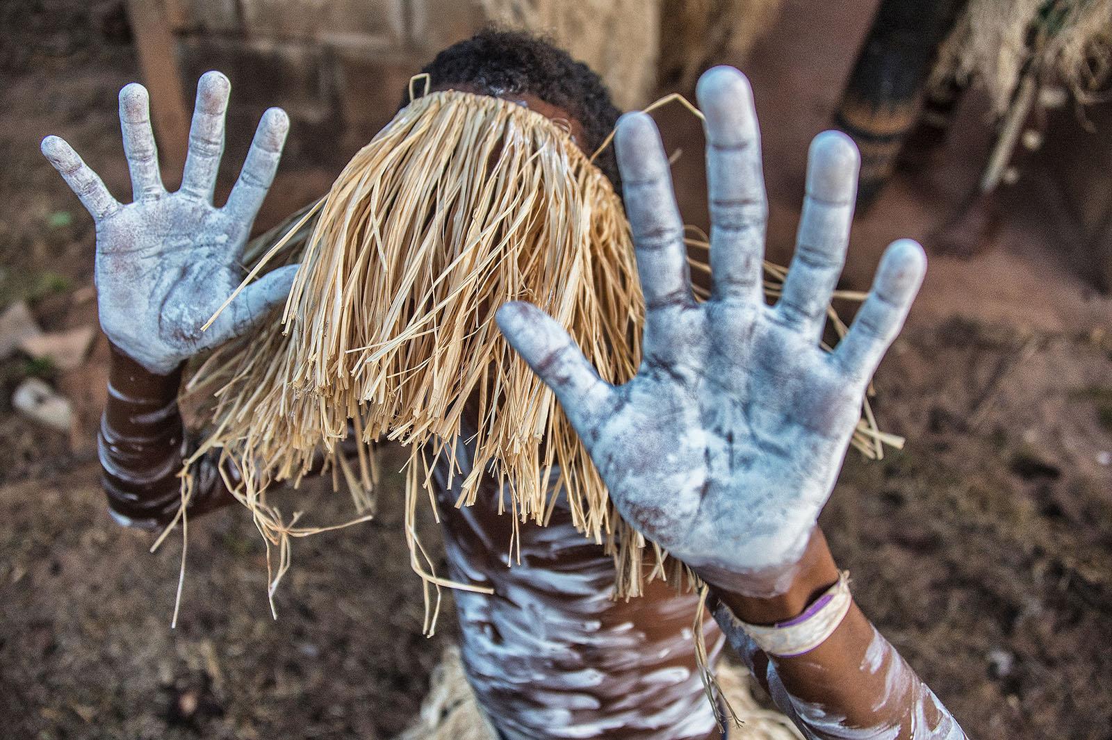 Aboriginal Dancer - Injinoo  © Brian Cassey