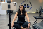 WEST HARWICH - Ayanna Parrent owner of B Free Coaching and Wellness has been offering free online yoga and meditation classes to help her tribe navigate the uncertainty ahead. She's also planning a recovery yoga class for those struggling with addiction and isolation.
