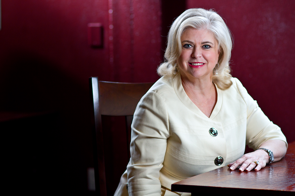 Cathi Hatch, President and CEO of the Zino Society. The ZINO Society is a community of angel investors, entrepreneurs and connectors who propel businesses to succeed through active angel investing and mentoring. They have facilitated over $20m in angel funding. (© copyright Karen Ducey)