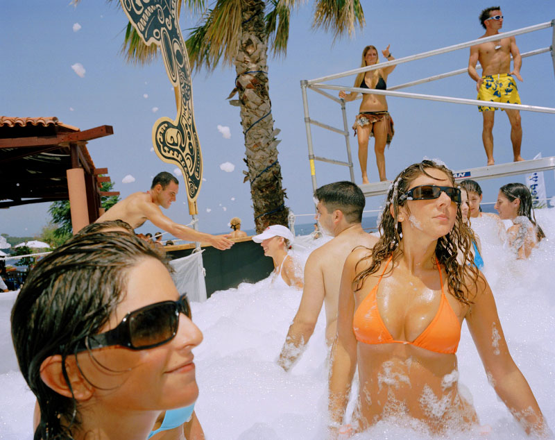 Foam Party, Club Med, Turkey