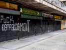 Graffiti. Archway, London.