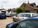Visitor car park, The Rockery Centre. Sandy, Bedofrdshire.