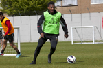 Liverpool FC forward Daniel Sturridge practices his skills at Melwood.Melwood is the Liverpool FC training ground, located in the West Derby area of Liverpool. It is seperate from the Liverpool Academy, which is based in Kirkby.Melwood was redeveloped in the early 2000′s with large input from then-manager Gerard Houllier and now features some of the best facilities in Europe. It has been the club's training ground since the fifties and was previously transformed into a top class facility by Bill Shankly.Facilities include sythetic pitches, rehabilitation rooms, press and meeting rooms, gymnasium, swimming pool, restaurant and recreational facilities.