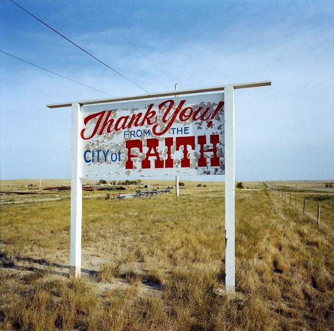 Faith, South Dakota, USA