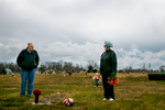 Allan Scheidt and Eunice ScheidtCemetary Visit Uncle Steves BirthdayCopyright {iptcyear4} Sean Scheidt Photography, all rights reservedhttp://www.seanscheidt.com