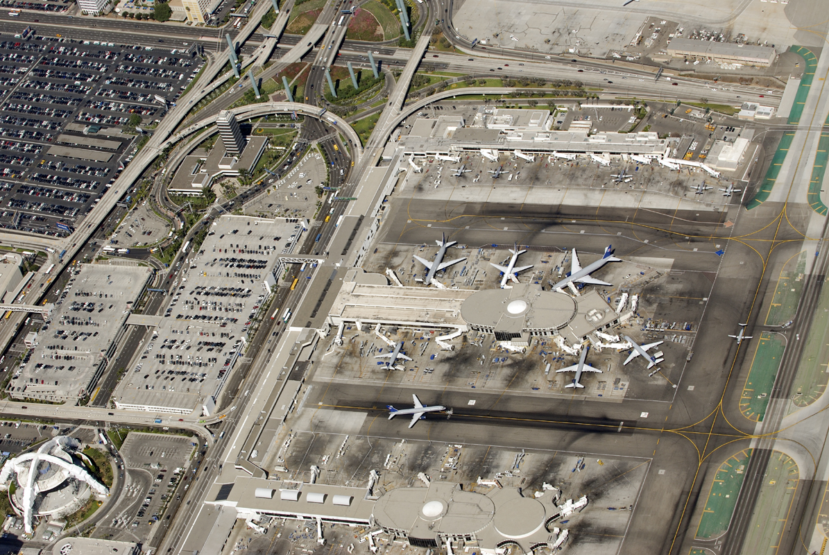 Los Angeles International Airport, California