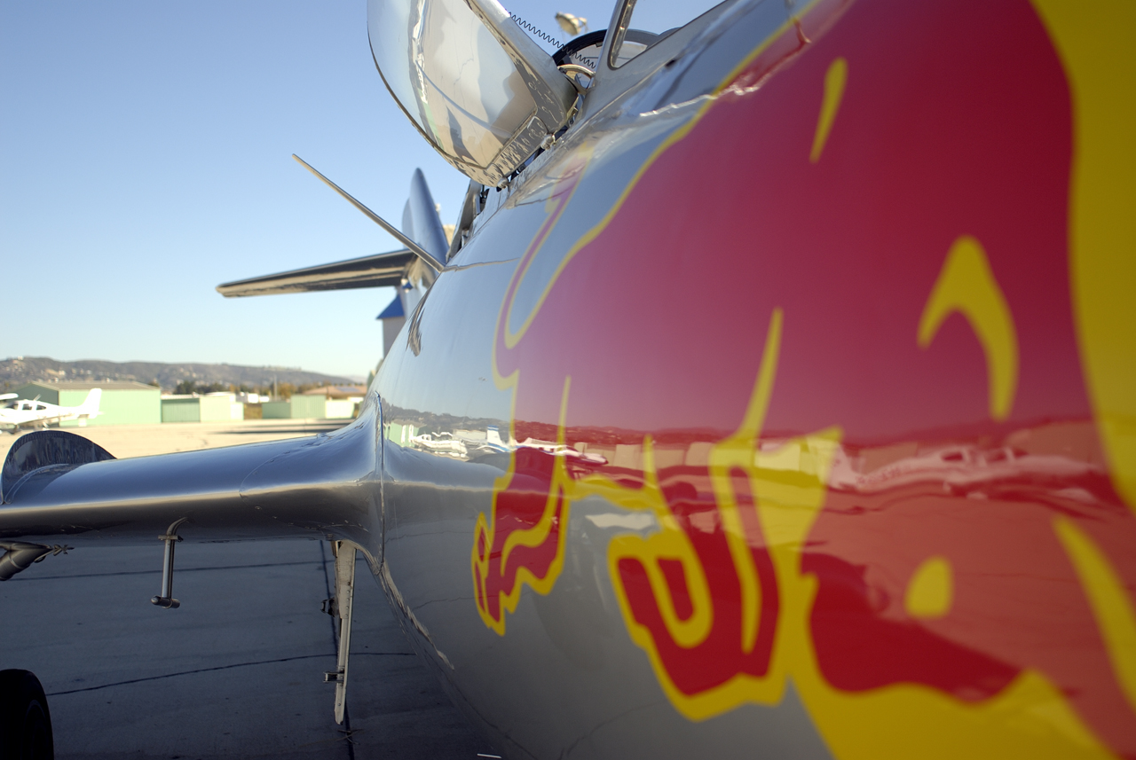 Bill Reesman - Red Bull MiG Fighter Pilot