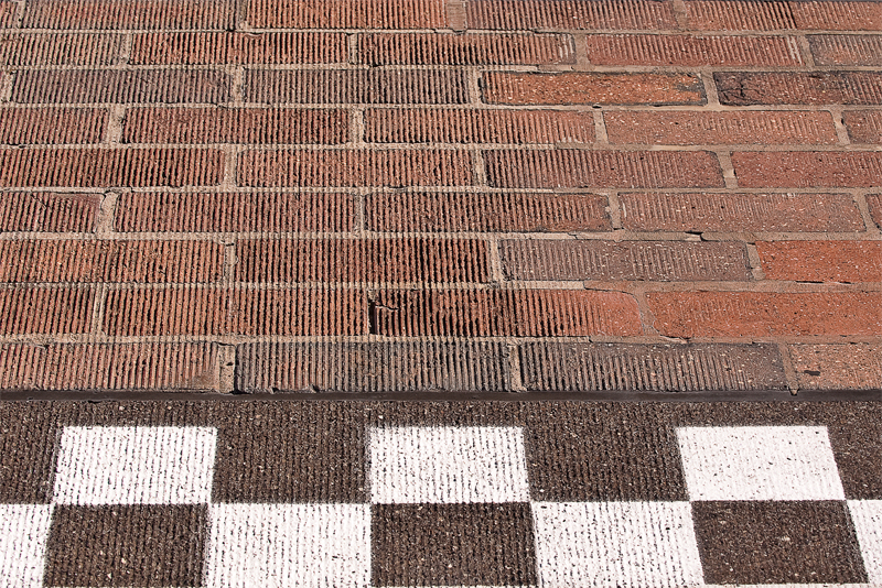 Red Bull Indianapolis Grand Prix Indianapolis Motor SpeedwayAugust 27-29 2010{quote}Yard Of Bricks{quote} Start/Finish Line