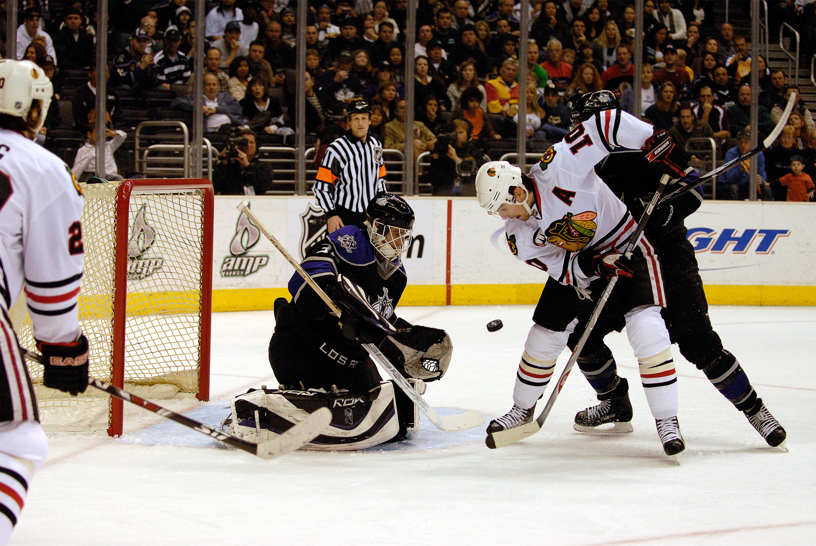 NHL Regular Season GameChicago Blackhawks vs. Los Angeles Kings© jason arnold / jasonarnoldphotography.com