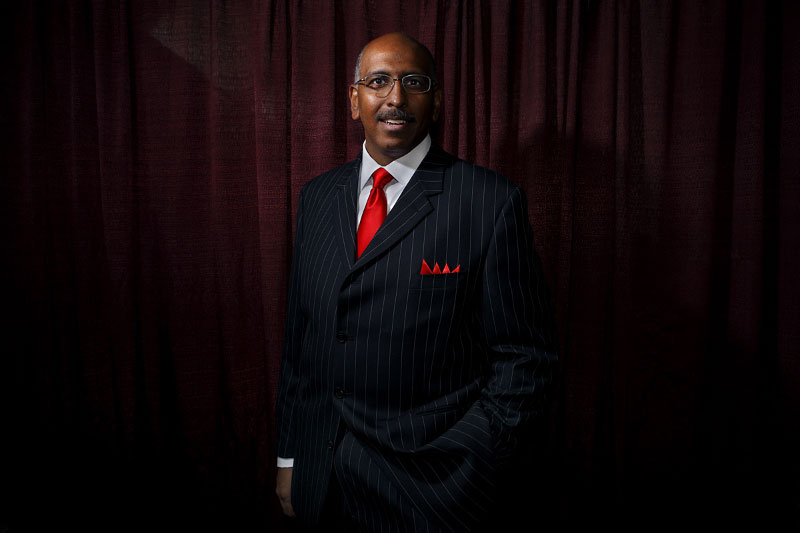Maryland Lt. Governor Michael Steele