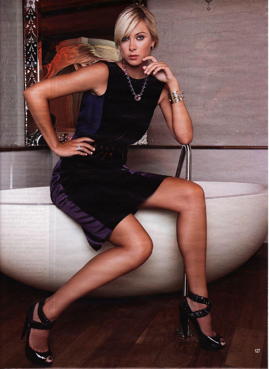 Maria Sharapova: Ok Magazine
