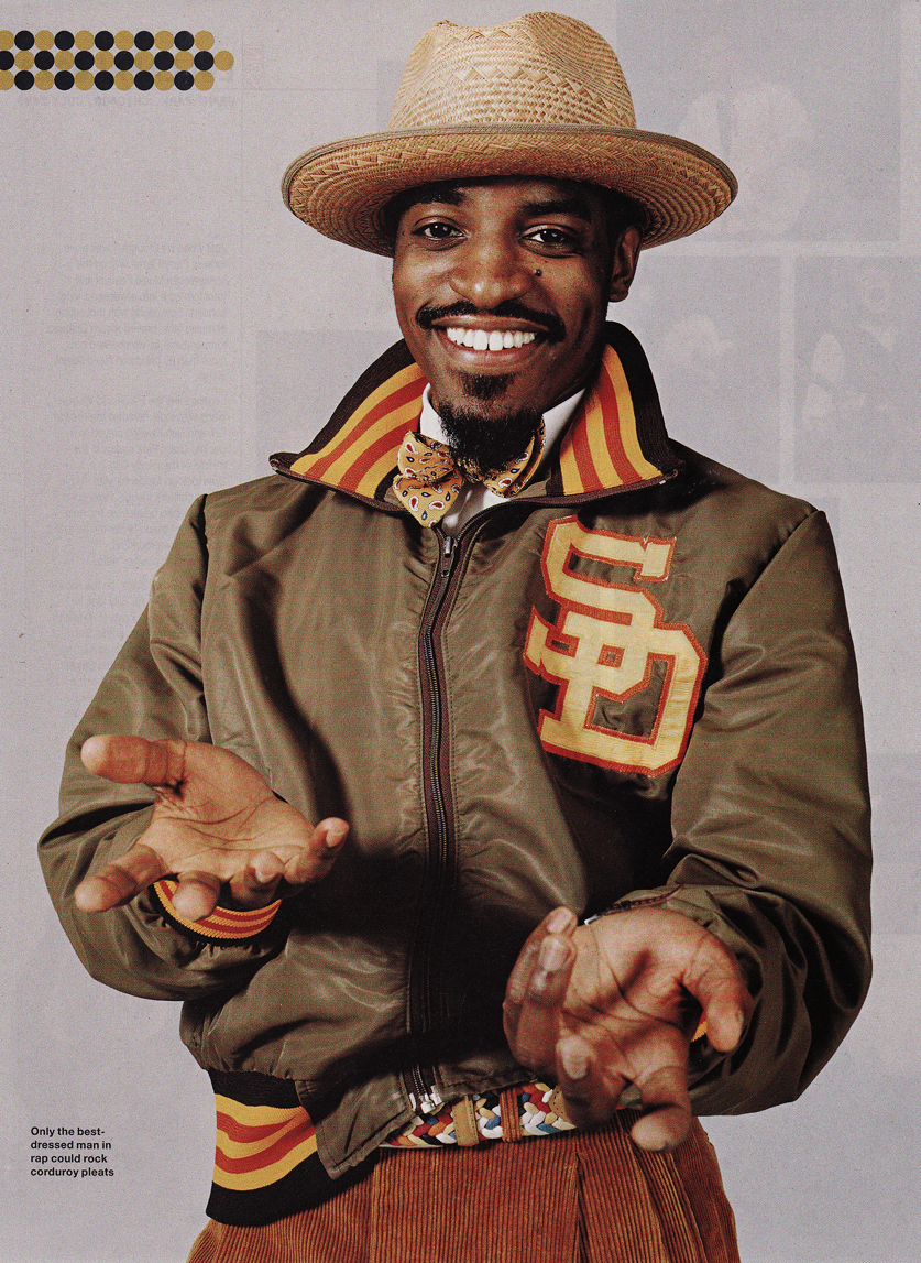 Andre 3000: Spin