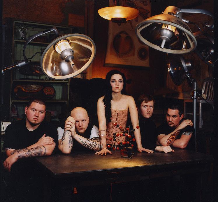 Evanescence: Blender