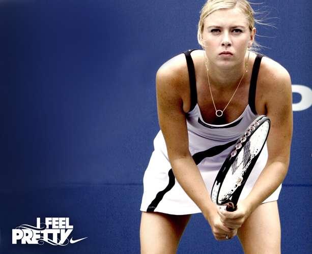 Maria Sharapova:Nike
