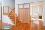 Sliding Barn Door to Guest Bedroom