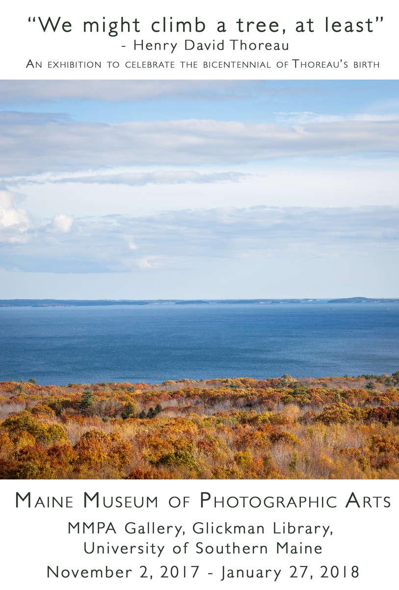 Heaven & Earth - Beech Hill & Penobscot Bay, October