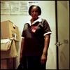 Sali Hebou est Malienne et en grève depuis le 23  mai 2008. Sans papiers, elle occupe les locaux de l'entreprise qui l'emploie «Manet». Elle est dans l'attente d'une régularisation.