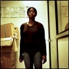 Fanta est Malienne et en grève depuis le 23  mai 2008. Sans papiers, elle occupe les locaux de l'entreprise qui l'emploie «Manet». Elle est dans l'attente d'une régularisation.