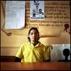 Kamel est Tunisien et est arrivé en France en 2004. En grêve depuis le 19 Mai 2008, il travaille dans l'un des restaurants du groupe PASTAPAPA. Il occupe avec 7 autres grévistes, et quelques soutiens, le restaurant PASTAPAPA de la rue Jean Mermoz à Paris.