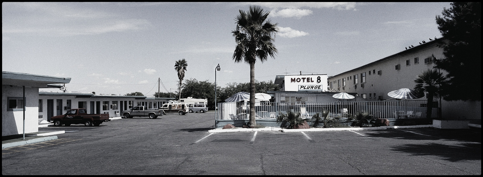 Motel 8, Las Vegas, NV, USA.All pictures are © Cyril Fakiri - No use without permission.