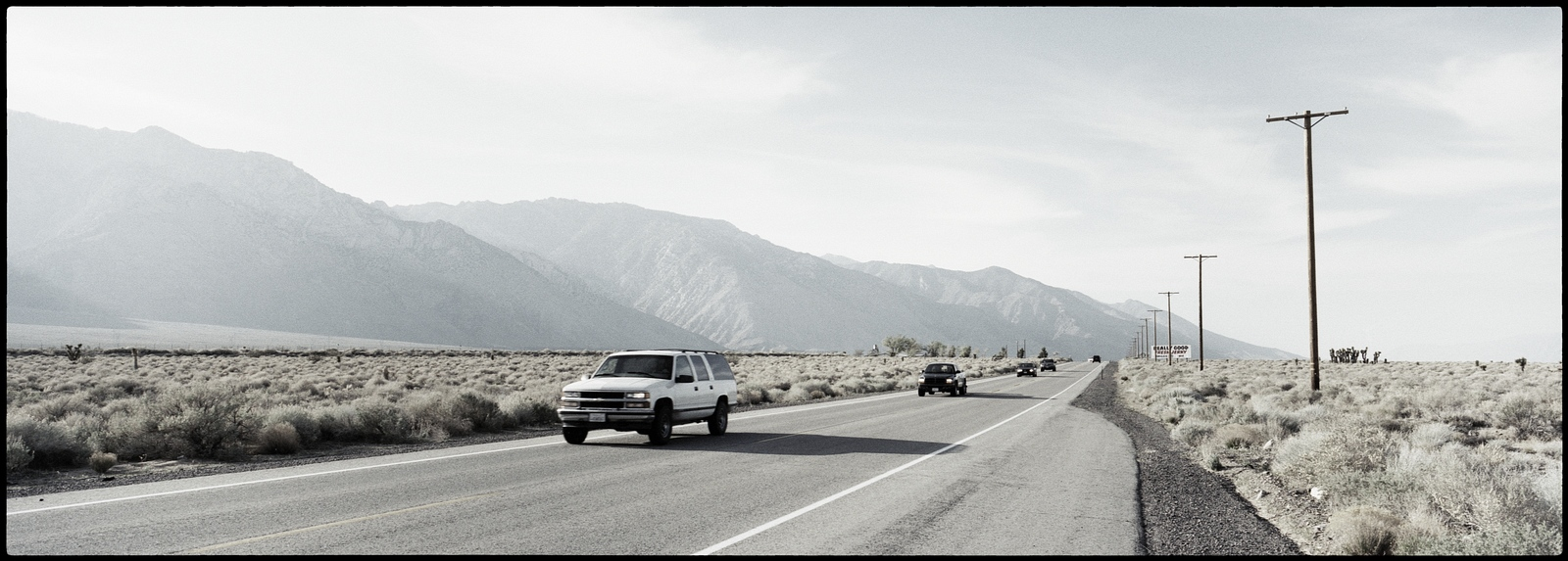 Mojaves Desert, CA, USA