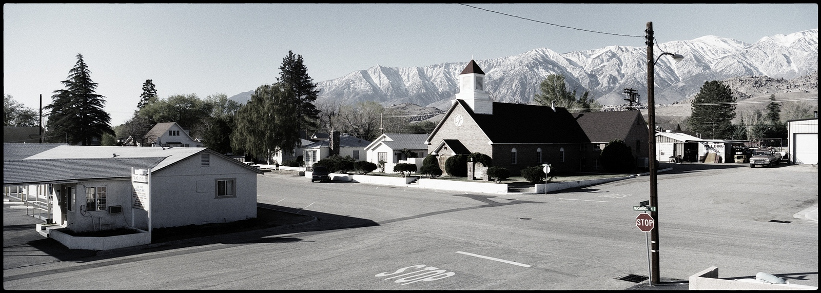 Lone Pine, CA, USA.All pictures are © Cyril Fakiri - No use without permission.