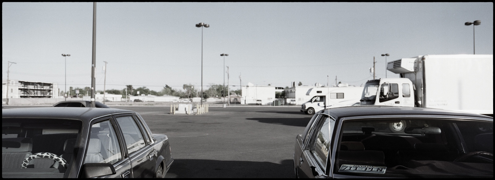 Parking, Las Vegas, NV, USA.All pictures are © Cyril Fakiri - No use without permission.