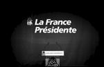 Salle de presse du siège du parti Socialiste, à Paris.