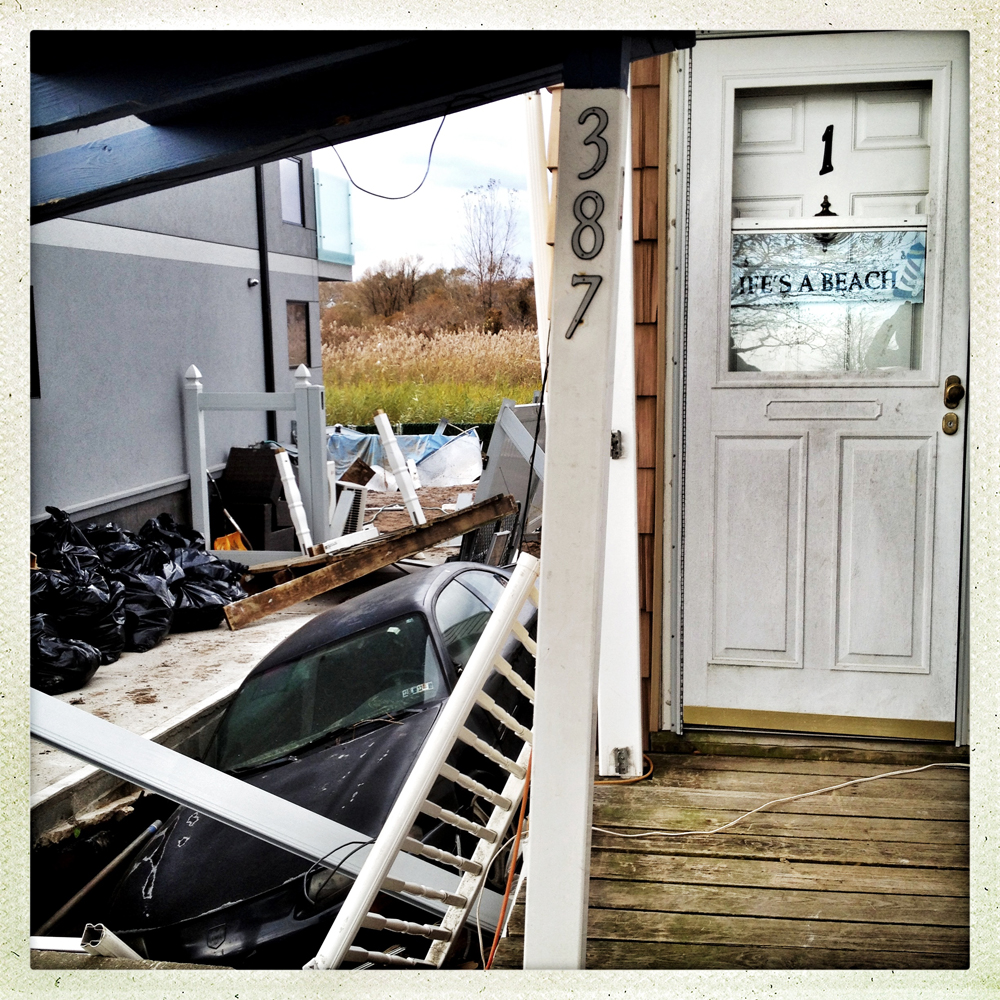 Staten Island, NY: The shores and neighborhoods of Staten Island were devastated by Sandy, and many residents believe the borough has been overlooked by authorities.