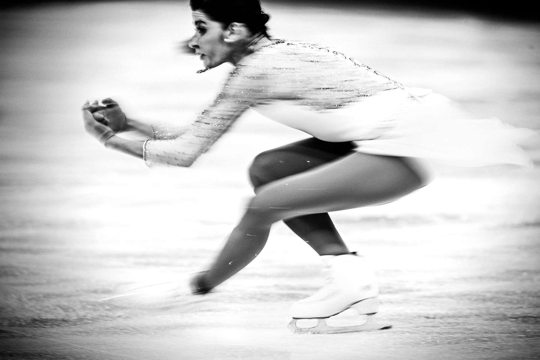 Women's Figure Skating, Short Program.