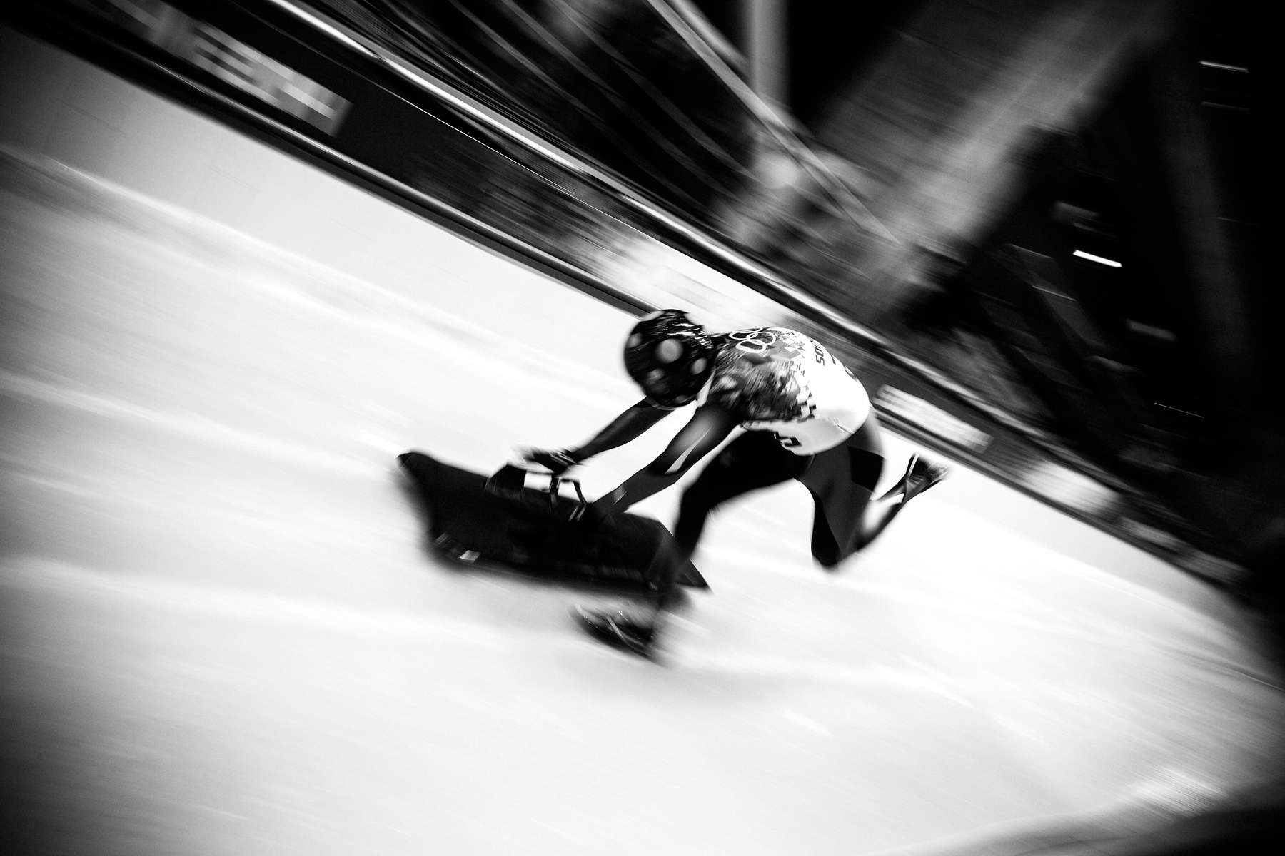 Men's Skeleton Finals.