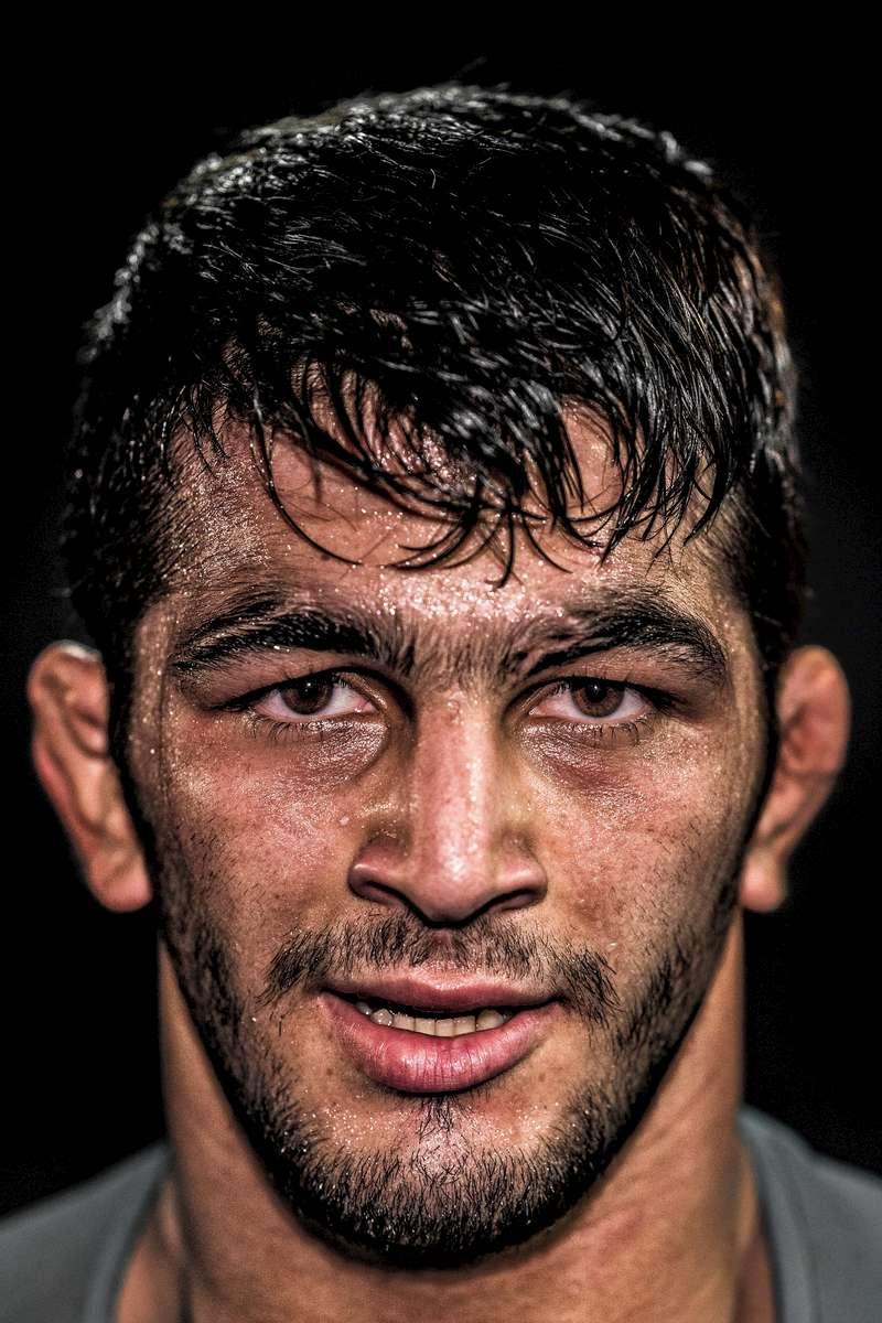 Yazdani Charati, Hassan (IRI), 86kg