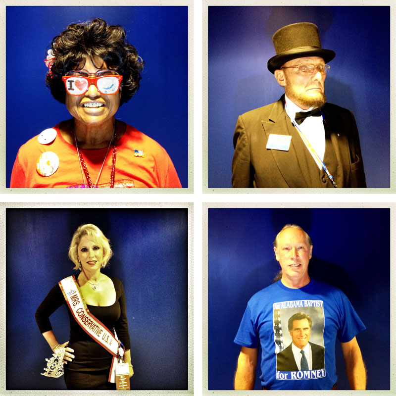 Faces of the RNC