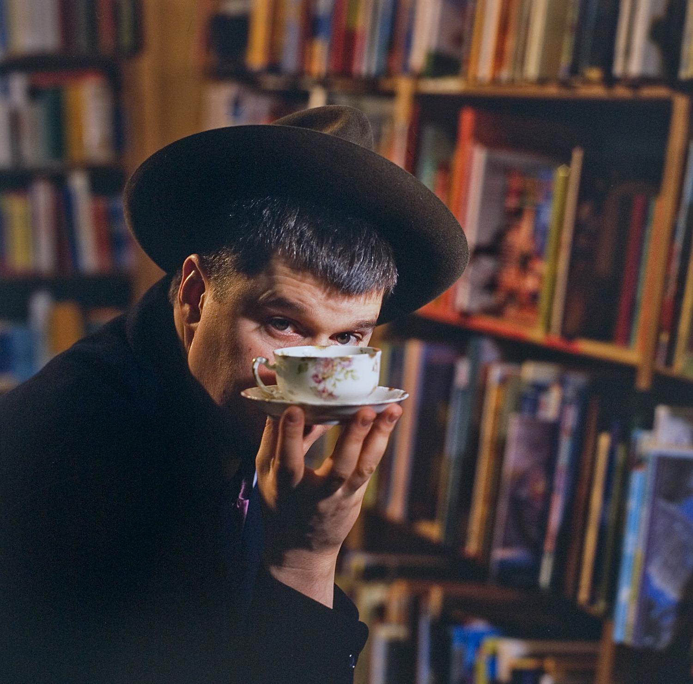Author Daniel Handler alias Lemony Snicket